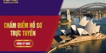 Chấm điểm hồ sơ trực tuyến visa 188 định cư Úc diện doanh nhân