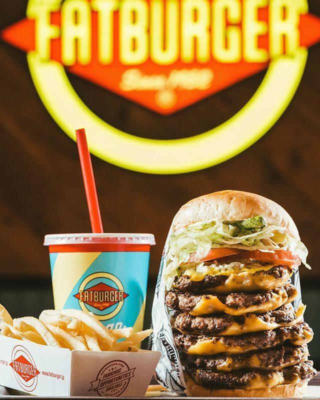 Fat burger - New Ocean - L1, EB1C