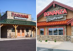 Dự án kinh doanh chuỗi nhà hàng Ponderosa Steakhouse & Bonanza Steakhouse