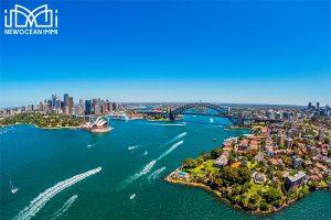 Sức hút của nước Úc đối với người nhập cư