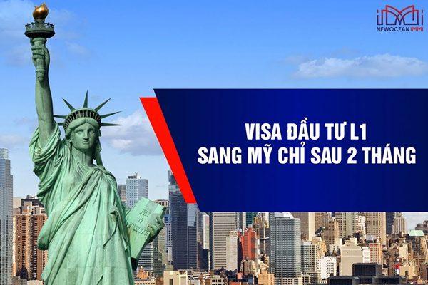 Định cư Mỹ với Visa L1/EB1C – Giải pháp định cư Mỹ hoàn hảo nhất