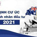Định cư Úc diện doanh nhân năm 2021