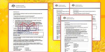 Mừng đại gia đình nhà đầu tư L.H.Đ nhận Visa định cư Úc diện doanh nhân đầu tư